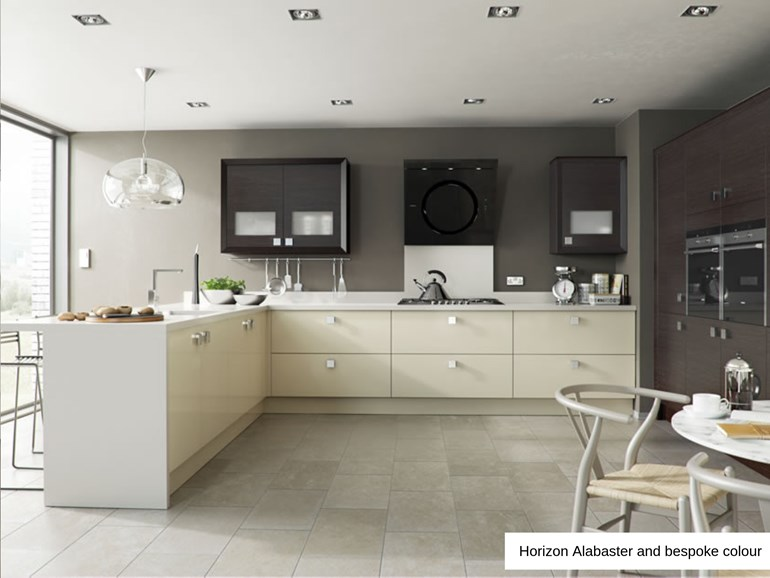 Horizon Oak Painted Standard Colours
