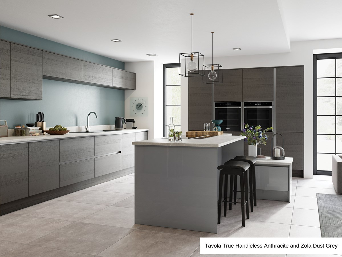 Tavola Stained True Handleless